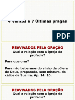 Os 4 Ventos e as 7 Últimas Pragas