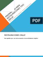PREPARACION PARA RESTAURACIONES TIPO ONLAY.pptx
