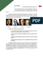 Leyes, teorías y modelos.