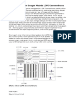 Pembuatan Garam Dengan Metode LDPE Geomembrane