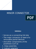 Minor Connector