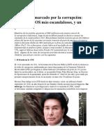 Corrupción Felipe Calderón