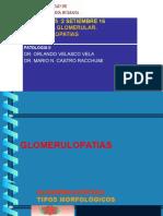 [Lab] Patología II - Glomerulopatias
