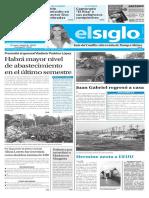 Edición Impresa El Siglo 04-09-2016