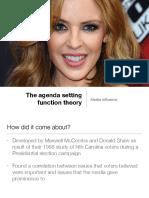 mi-agenda setting theory