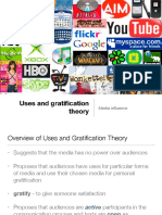 mi-uses and gratification theory