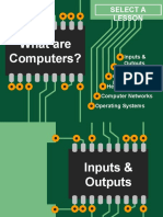 What-Are-Computers - Input and Output Devices