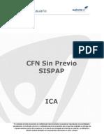F PT 018 Manual de Usuario CFN Importador Sin Previo SISPAP