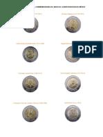 Monedas de La Independencia