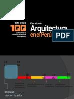Arquitectura Siglo XIX y XX en LIMA
