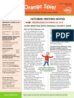 orange spiel oct 2015