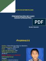 Plantilla Universal Presentación de Caso 2016