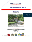 Sample General Home Inspection Report