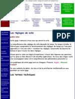 Les réglages de voile - Réglage de grand voile, réglage de génois, réglage de spi.pdf