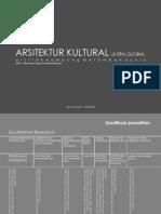 arsitektur kultural_presentasi
