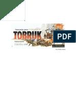 Comandos de Guerra - Tobruk