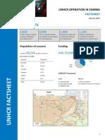UNHCR Zambia Fact Sheet