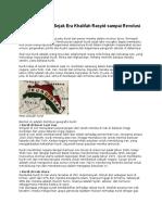 Ini Sejarah Kurdi Sejak Era Khalifah Rasyid sampai Revolusi Syria.docx