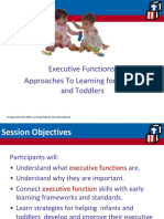 FP - Executive Function Skill Approaches
