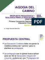 Pedagogia Del Camino