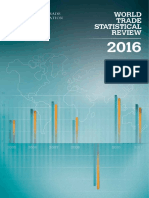 World Trade Statistics Review