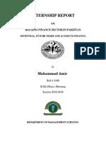 Title Page of SBP Amir