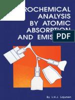 [Lauri H.J. Lajunen] Spectrochemical Analysis