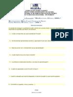questionario final-modelo de avaliação