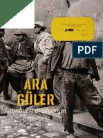 Ara Güler - İstanbul'u Dinliyorum (1950 - 2010).PDF