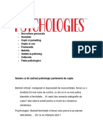 CASTRARE PSIHOLOGICA