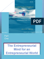 1) The Global Entrepreneurial Revolution for a Flatter World.ppt