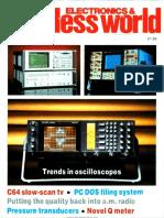 Wireless World 1986 10