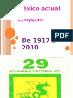 México actual(1)
