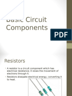 Basic Circuit Components Gr 9