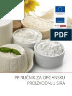 Priručnik Za Organsku Proizvodnju Sira