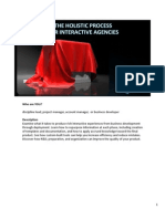 Holistic Process for Interactive Agencies