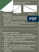Carpentry Lesson