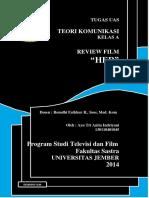 Review Film Her Berdasarkan Teori Komunikasi