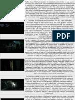 trailer analysis 3 genre specific