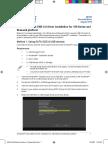DE164 100 Series Windows 7 Setup Guide Print