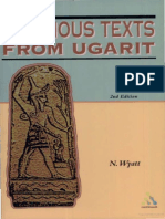 Religious texts from Ugarit- whole