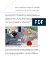 Tips Pokemon GO!