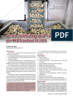 Potato Cold Storage Load Calculations