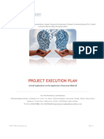 Project Excecution and Deliverable