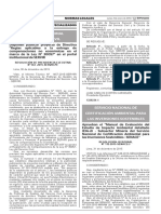 Aprueban El Manual de Evaluacion Del Estudio de Impacto Amb Resolucion Jefatural No 112 2015 Senacej 1329442 1 (1)