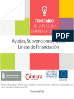 Lectura financiación