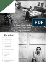 Robert Rauschenberg Presentation
