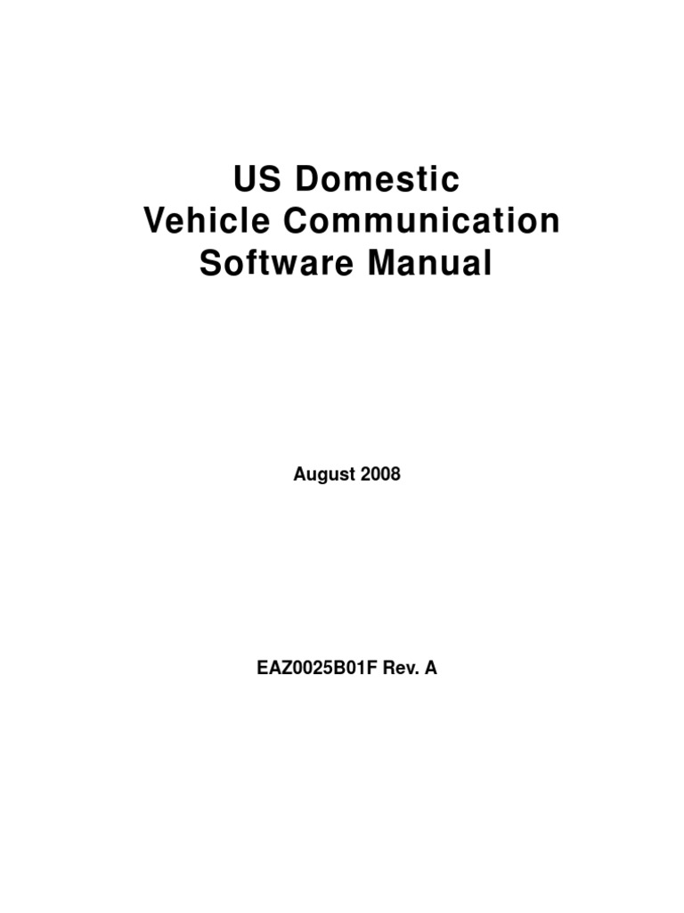 Us Domestic Vehicle Communication Software Manual Personally 1989 Oldsmobile Cutlass Supreme 28l Engine Compartment Dash Fuse Box Diagram Identifiable Information Damages