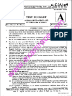 Animal Husbandry Objective Questions Mock Test 1