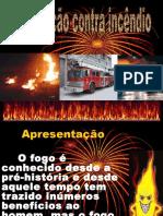 Palestra Incêndio Extintores